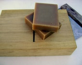 Beer Soap with Kentucky Bourbon Barrel Ale. Vegan. Phthalate Free.