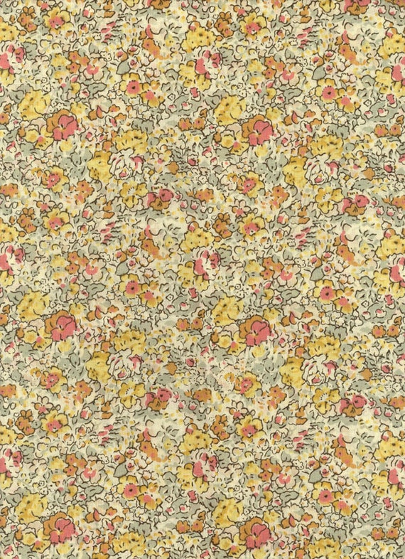 Liberty of London fabric tana lawn Claire Aude 6x27
