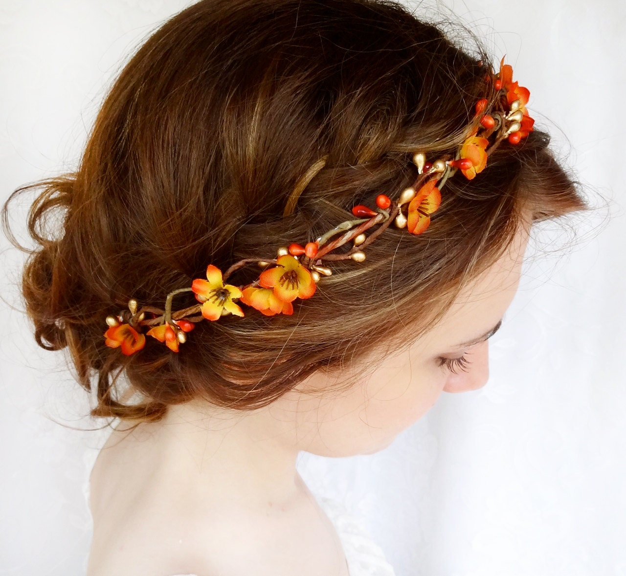 67f3ebddb6f Wedding Hair for Fall and Winter - The Original Mane  n Tail ...