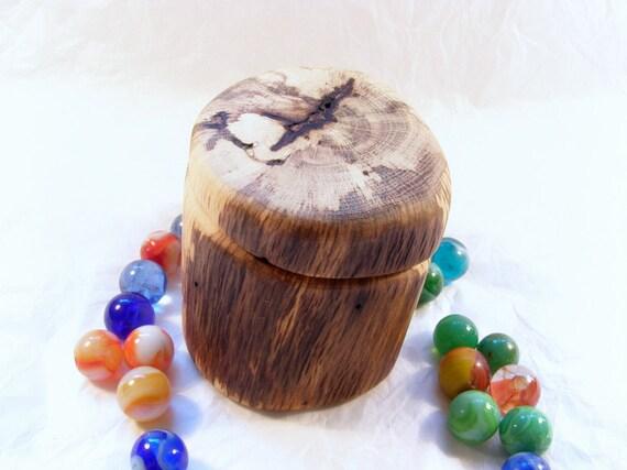 Oak Tree Branch Wood Box, engagement ring box, ring bearer box, wooden jewelry box, ring box, wood box, Oregon, eco gift