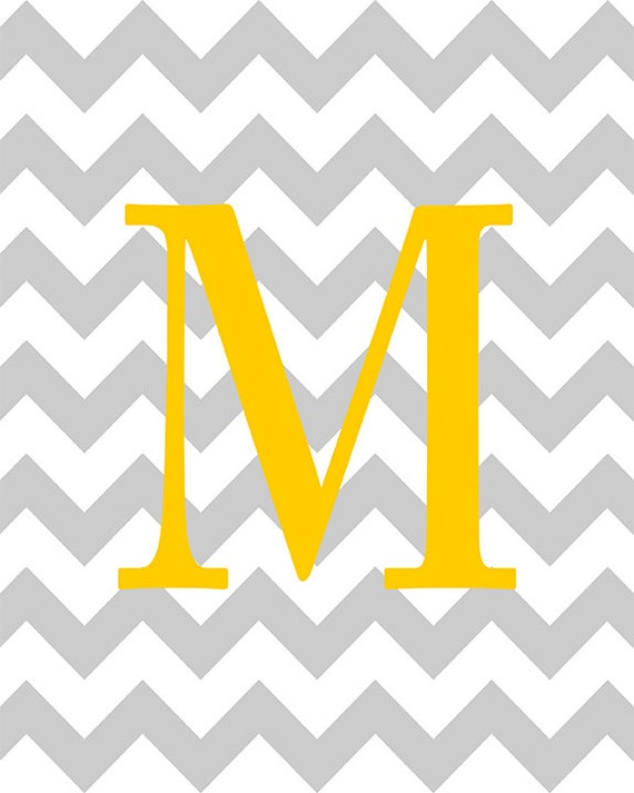 chevron initials wallpaper with o - photo #17