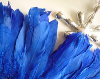 VOGUE GOOSE NAGOIRE,  Cobalt, Electric Blue  / 804 / On Sale
