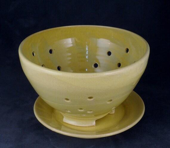 Cornmeal Berry Bowl