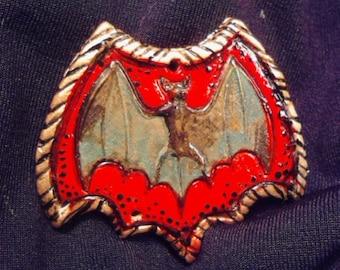 Bloody Bat Pendant