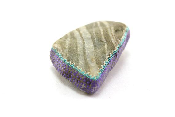 Beloved / Alaska Series / Painted Stones by Amy Komar