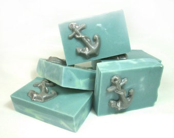 OVERSTOCK SALE 30% OFF - Sailor - Goat's Milk Soap Bar