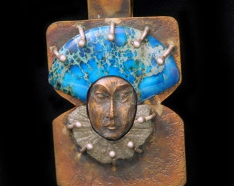 reduced this week -My Own Personal Enchantress Pendant