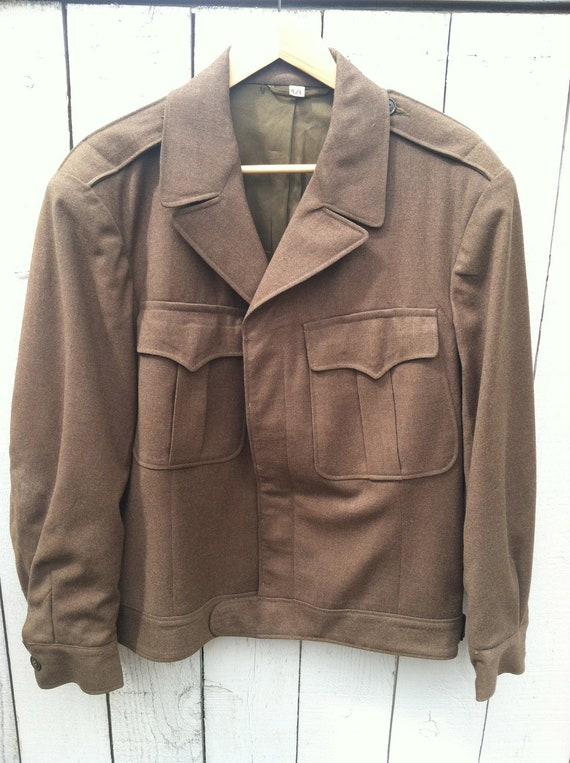 RESERVED....40's Army Ike jacket. 42 L.