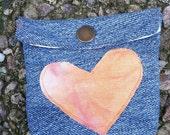 peace, love & HOPE for Akayla wallet