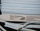 """Sky Blue Cotton Covered 1/8"""" Piping Welting By Daisy Kingdom"""