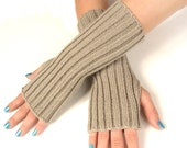 Wool armwarmers fingerless 5 colors available