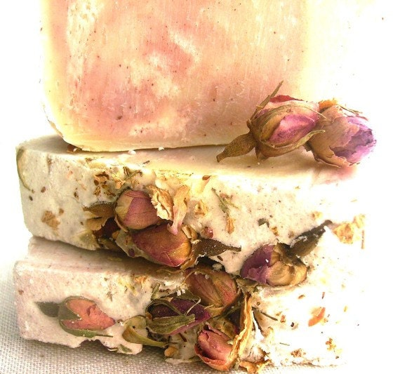 Lavender Rose Geranium Soap - SLS free soap - vegan soap - palm oil free soap - Mothers Day