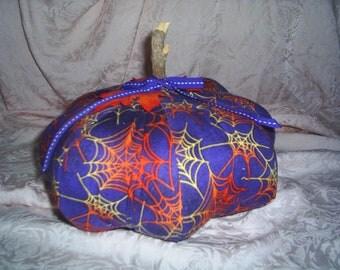 Halloween Web Pumpkin