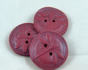 Dragonfly Buttons No.64