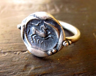 Ancient Image Ring