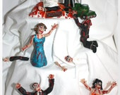 Custom Personalised Wedding Cake Toppers By Enchantedyou54449
