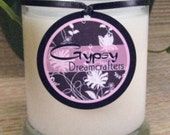 PEPPERMINT EUCALYPTUS - 12 oz  Vegan Soy Candle