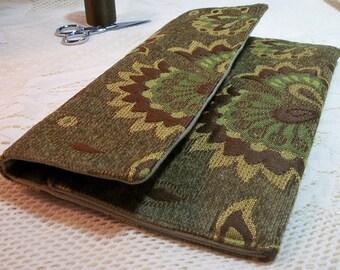 Bag Pocketbook Fabric Handbag  Purse