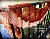 Autumn's Petticoat Shawl Pattern