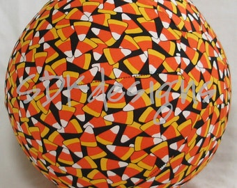 Balloon Ball TOY - Candy Corn YUM - Great Halloween or Fall Gift - as seen on Parenting.com