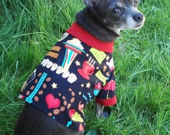 SEATTLE Dog Shirt