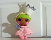 Lalaloopsy LIttle Dolls Glinda the Good Witch/ Wizard of Oz/ Outfit