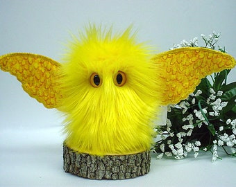 Plush Monster Furry Nuk-Nuk the Mugley Flutterby Thing SALE