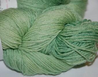 Studio June Yarn, Bamboo La La - Superwash Merino, Bamboo -  Color: Lemongrass