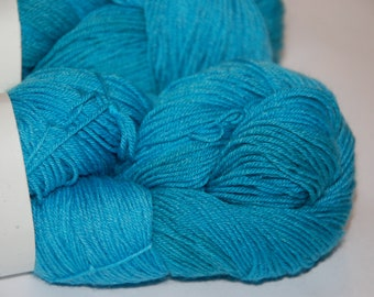 Studio June Yarn Sock Luck - Superwash Merino Wool, Nylon - Turquoise