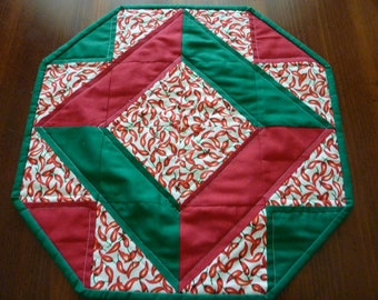 Peppers Octagonal Table Topper