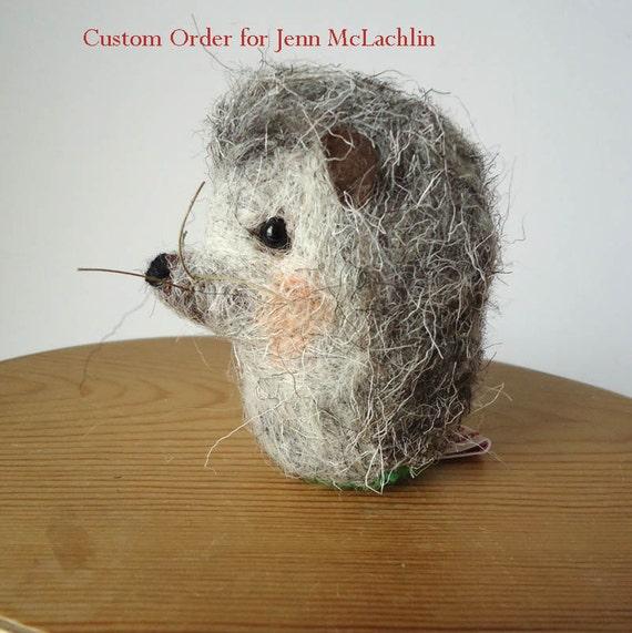 Custom Order for Jenn McLachlin