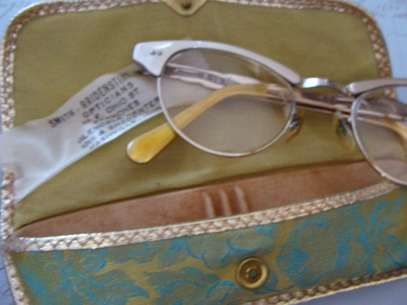 Groovy 1950s Butterfly Glasses