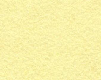 Straw // Merino Wool Blend Felt // Yardage