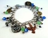 For The Birds Charm Bracelet