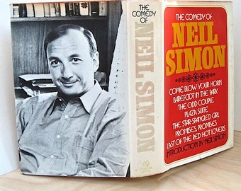 Comedy of  Neil Simon 1971  7 plays:  Blow Your Horn, Barefoot Park,  Odd Couple, Plaza Suite, Star-Spangled Girl, Promises , Red Hot Lovers