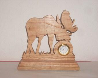 Moose clock