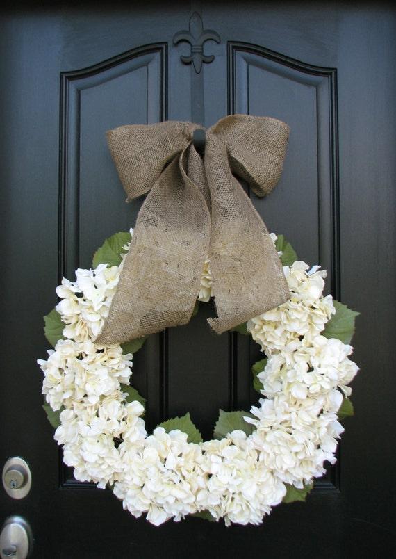 Weddings Wedding Hydrangeas Florals For Weddings Cream
