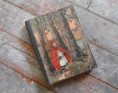 Miniature Book --- Red Riding Hood