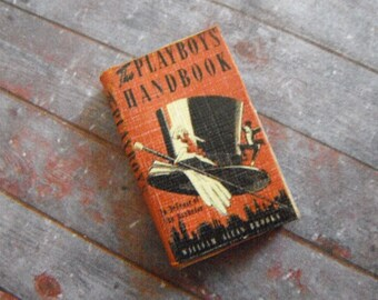 Miniature Book --- Playboys' Handbook