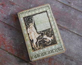 Miniature Book --- Wonder Book for Girls and Boys