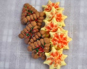 Christmas Butter Cookie Sampler -Customizable