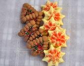 Christmas Butter Cookie Sampler -Customizable
