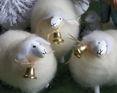 Wee Little Sheep for your Nativity Scene