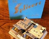vintage photo supply ... LPI Co SPLICER  for SUPER 8 reg 8 and 16mm darkroom supply  ...