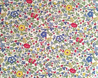 liberty of london 2013 S/S- NEW RELEASE - fat 1/4 - Katie and Millie - blue,yellow, red and green