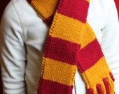 Childs Gryffindor Scarf Ready to Ship