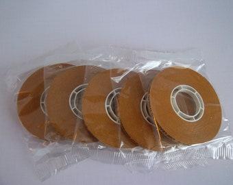 "ATG Adhesive Tape 5 rolls of 1/4""- Acid Free"