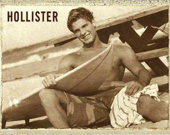 1 oz Hollister So Cal for Men type Candle Soap Fragrance oil for Making Candles Soap Lotions