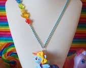 My Little Pony Friendship is Magic Toy Necklace