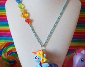 My Little Pony Friendship is Magic Toy Necklace - FINAL SALE